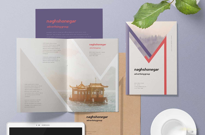 انواع کاغذ داخلی در چاپ کاتالوگ