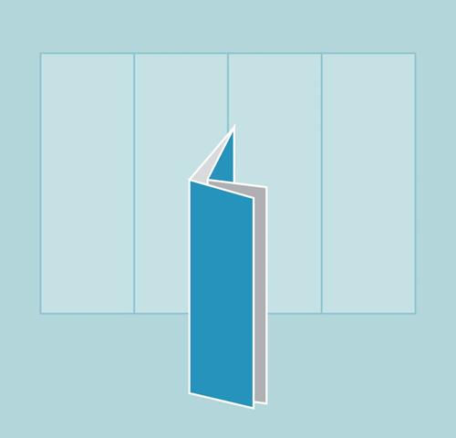 طراحی و چاپ بروشور چهار لت در کرج