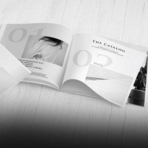 نکات لازم در طراحی و چاپ کاتالوگ