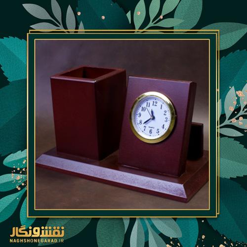 چاپ ساعت تبلیغاتی به عنوان هدایای تبلیغاتی
